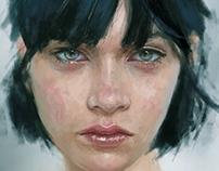 New portrait & video
