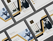 Security Company Profile Design - IFSS - KSA