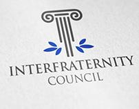 JMU Interfraternity Council Logo