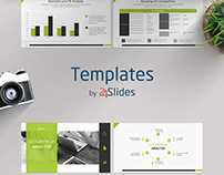 Competitor Analysis PowerPoint Template | Free Download