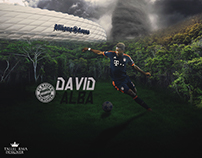 WALLPAPER FOR DAVID ALBA