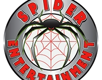 SPIDER ENTERTAINMENT BUNGEE JUMPING LOGO