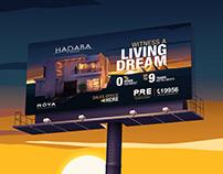 HADABA   Billboards