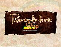 Poster promocional Rescatando La Raíz Omega