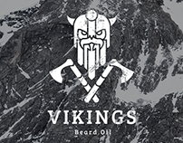 Vikings Beard Oil