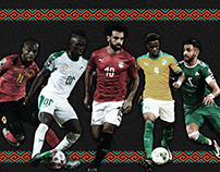 African Colors - AFCON 2019