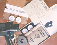 You Are The Director - Packaging