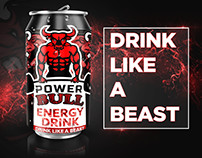 POWERBULL energy drink