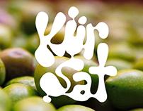 Kürşat Olive Oil - Branding and Package Design