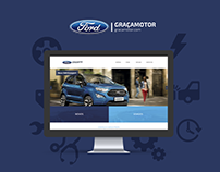 Graçamotor - Website