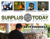 Surplus Today Magazine