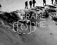 Frame me - brand identity