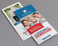 BTSS, Placement Brochure SPA