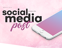 Social Media Camila Spa