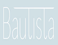 Bautista Fashion Line Branding