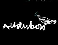 'Audubon' Digital Branding