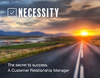 Necessity, A customer relationship manager