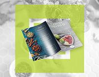 Czas na zdrowie! magazine design