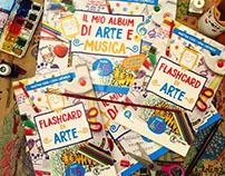 Il mio album di Arte e Musica - editore Cetem