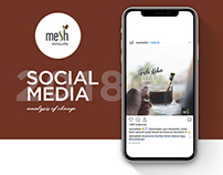 Mesh Stick / Social Media