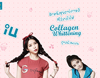 Collagen Whitening Advertising