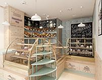 Cooking Store-cafe l Магазин кулинария-кафе
