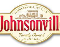 Johnsonville Logo Identity Illustrated by Steven Noble
