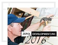DSI Zepol Development,INC   UI/UX Concept