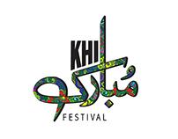 Logo Design - Karachi Mubarak Festival