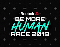 Reebok Be More Human Race 2019