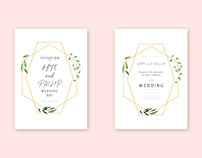 Free Wedding Invitation Project
