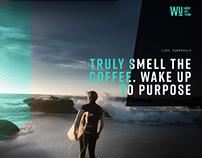 Wake Up Brand Identity
