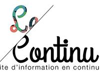 Logo pour Le Continu