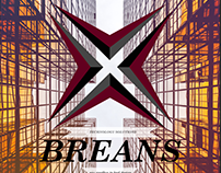 """Parallax effect"" for BREANS Technology Solutions"
