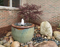 Why Add Water Features To a Beautiful Landscape?