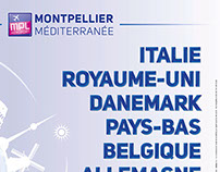Montpellier Airport 2014 Radio Promotion Campaigns