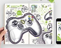 XBOX | sketch rendering