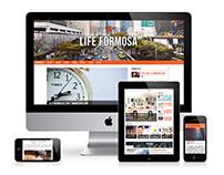 Seven Company Website Design