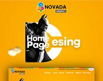 Novada AVM Web Tasarımı