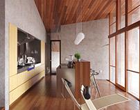 Work in progress / Maui House by Dekleva - Gregoric