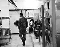 Military Memories 2 Military Laundry