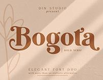 Bogota - Elegant Serif Font