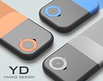 DATATAPE-Portable SSD Concept