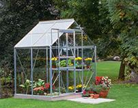 Halls Qube Greenhouses | 800 098 8877 | greenhousestore