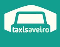 Taxis Aveiro - Logotipo&Cartão de Visita