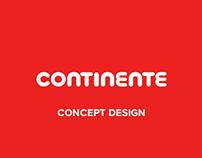 Continente (concept design)