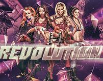 Divas Revolution Wallpaper