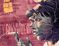 """Vivre Sa Vie"" Film Poster"