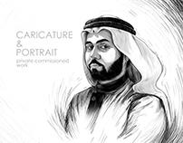 CARICATURE & PORTRAIT