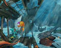 Underwater Color concept